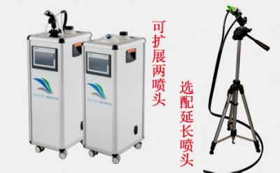 自动化过氧化氢喷雾消毒器在医疗行业的应用