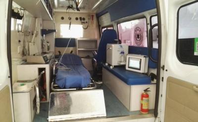 汽化过氧化氢消毒器用于急救车舱消毒灭菌