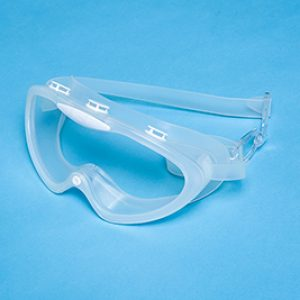 可重复蒸汽灭菌防护眼镜BCAH/洁净室安全眼罩