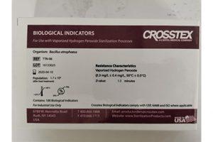 CROSSTEX芽孢条-生物指示剂